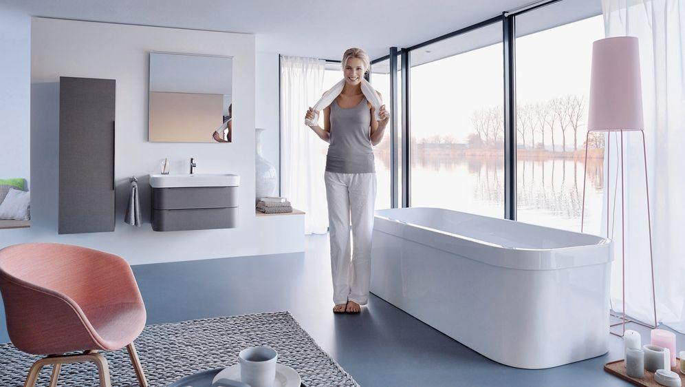 Bad-Einrichtung – kreative Tipps fürs Badezimmer - SAt.1 ...