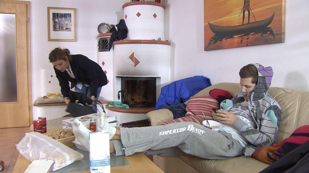 Mein-Bruder-mein-Hund-und-Eric19 - Bildquelle: SAT.1
