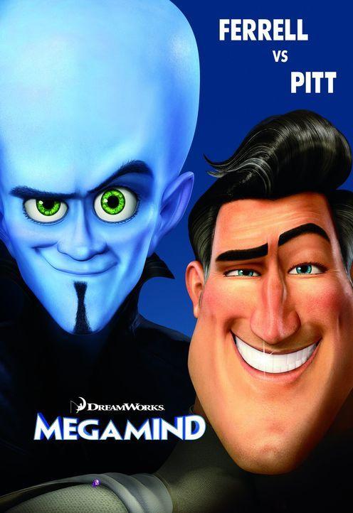 MEGAMIND - Plakat - Bildquelle: MEGAMIND TM &   2012 DreamWorks Animation LLC. All Rights Reserved.
