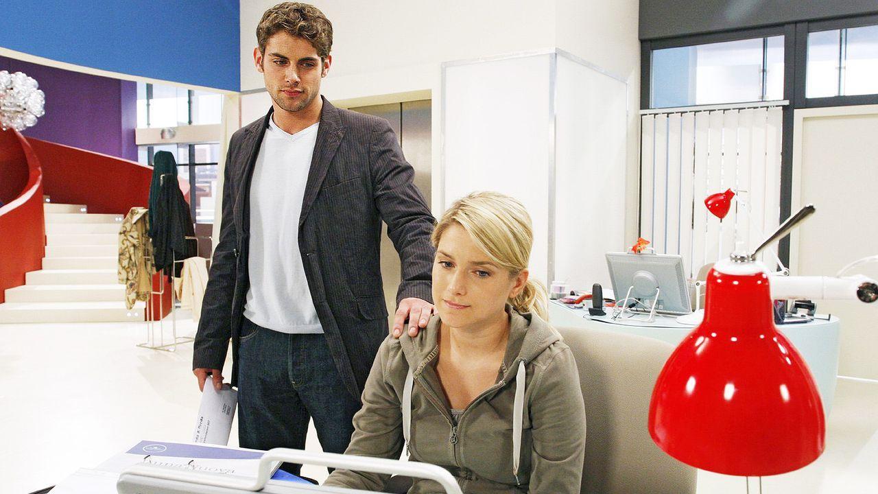 Anna-und-die-Liebe-Folge-47-03-sat-1-noreen-flynn - Bildquelle: SAT.1/Noreen Flynn