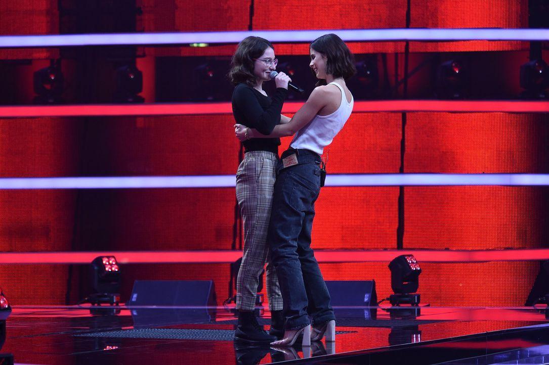Nino und Lena (2) - Bildquelle: SAT.1 / Andre Kowalski