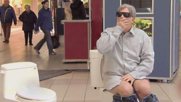Reingelegt - Die Lustigsten Comedy-fallen Weltweit - Reingelegt - Die Lustigsten Comedy-fallen Weltweit - Das Blinde Geschäft