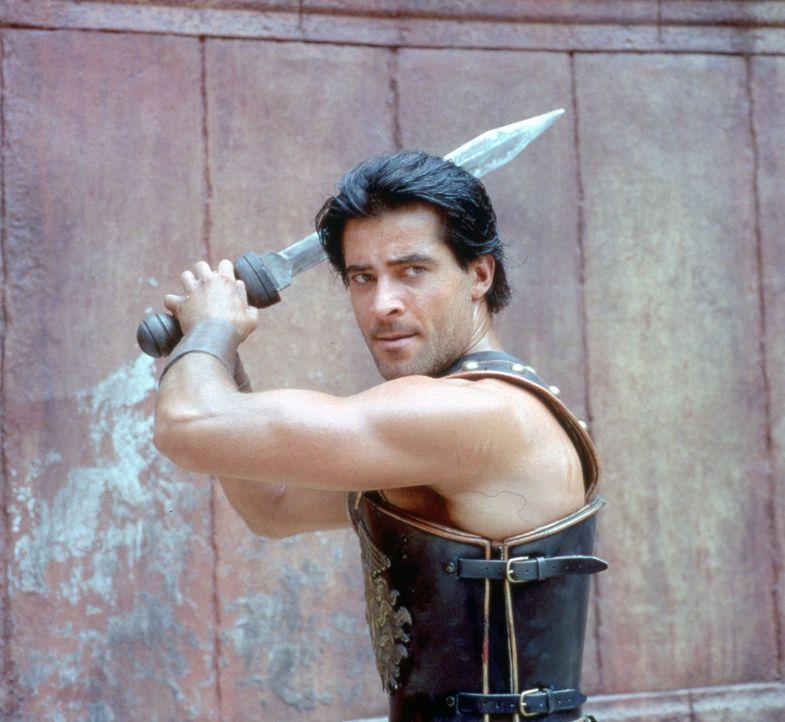 Unter der Führung von Spartacus (Goran Visnjic) erringen die aufständischen Sklaven einen Sieg nach dem anderen. Schließlich stellt der römische Sen... - Bildquelle: USA Network Pictures