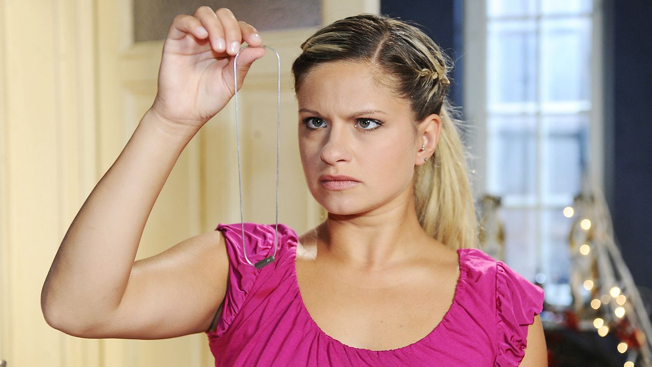 Anna-und-die-Liebe-Folge-528-02-SAT1-Oliver-Ziebe - Bildquelle: SAT.1/Oliver Ziebe