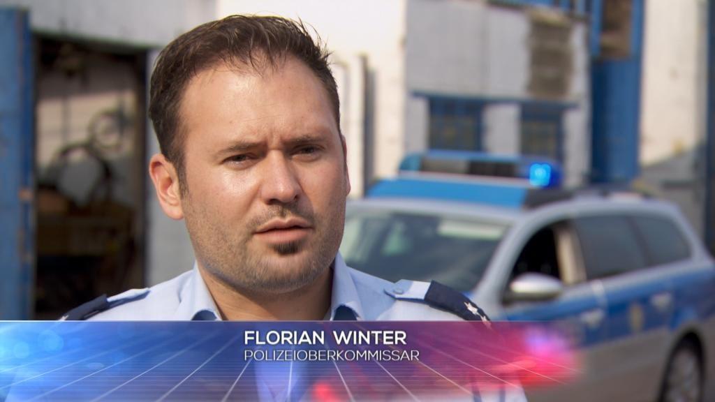 POL - Florian Winter - Bildquelle: SAT.1