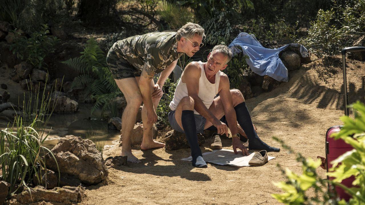 Schwiegereltern im Busch24 - Bildquelle: SAT.1/Raquel Fernandes