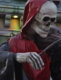 """Für Gruselfans gibt's auf dem Oktoberfest 2015 ein neues Highlight: das """"Daem..."""