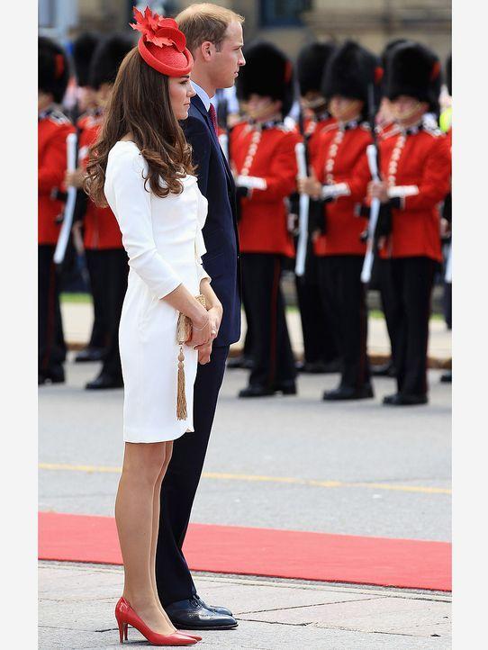 Prinz-William-Kate-Middleton-11-07-01-2-getty-AFP - Bildquelle: getty-AFP
