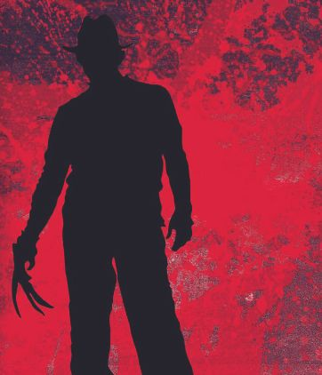 A Nightmare on Elm Street - Artwork - Bildquelle: 1984 New Line Productions, Inc. A NIGHTMARE ON ELM STREET and all related characters and elements are trademarks.
