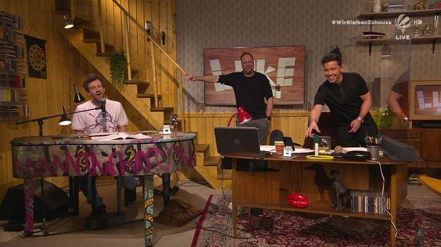 Luke, Allein Zuhaus - Luke, Allein Zuhaus - Homeschooling Mit Smudo Und Nico Santos