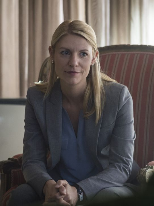 Rückblick zu Carries (Claire Danes) erstem Arbeitstag in Bagdad 2005 ... - Bildquelle: Stephan Rabold 2015 Showtime Networks, Inc., a CBS Company. All rights reserved.