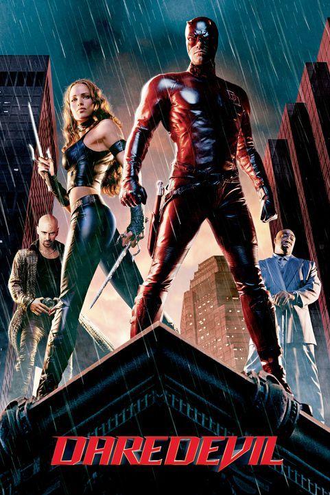 Daredevil - Plakatmotiv - Bildquelle: 2003 Twentieth Century Fox Film Corporation.  All rights reserved.