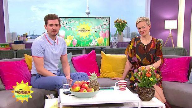 Frühstücksfernsehen - Frühstücksfernsehen - 24.03.2020: Zuschauer-unterstützung, Zielstrebige Promis & Pflegekräft In Not