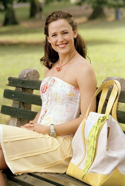 Über Nacht bekommt Jenna (Jennifer Garner) alles, was sie sich immer gewünscht hat. Die Sache hat nur einen Haken: Im Inneren ist sie immer noch 13... - Bildquelle: Sony Pictures Television International. All Rights Reserved.