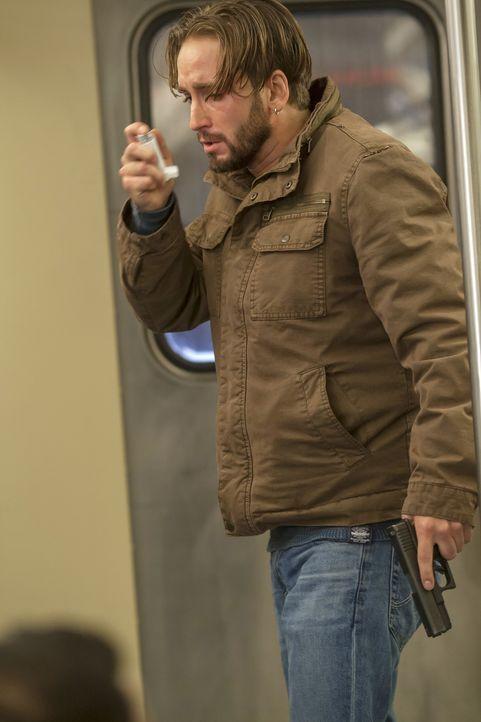 Nimmt Detective Esposito als Geisel: Jared Stone (Will Rothhaar) ... - Bildquelle: ABC Studios