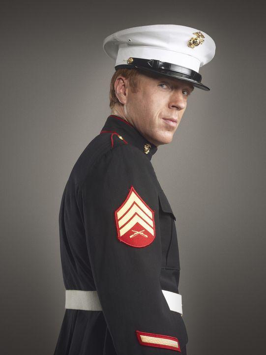 (1.Staffel) - Als Marine Sergeant reist Nicholas Brody (Damien Lewis) nach Afghanistan, doch wer ist der Mann, der acht Jahre später aus der Kriegs... - Bildquelle: 20th Century Fox International Television