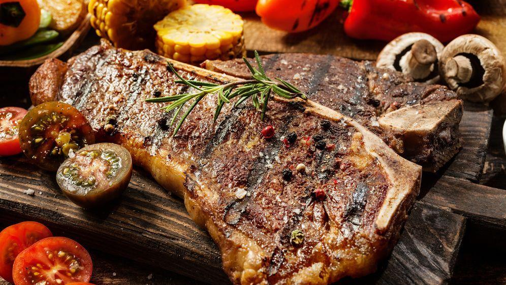 Weber Elektrogrill Steak : T bone steak grillen zubereitung leicht gemacht sat ratgeber