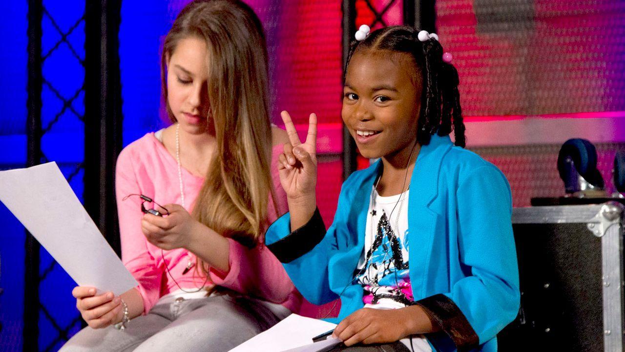 The-Voice-Kids-epi05-Chelsea-1-SAT1-Richard-Huebner - Bildquelle: SAT.1/Richard Hübner