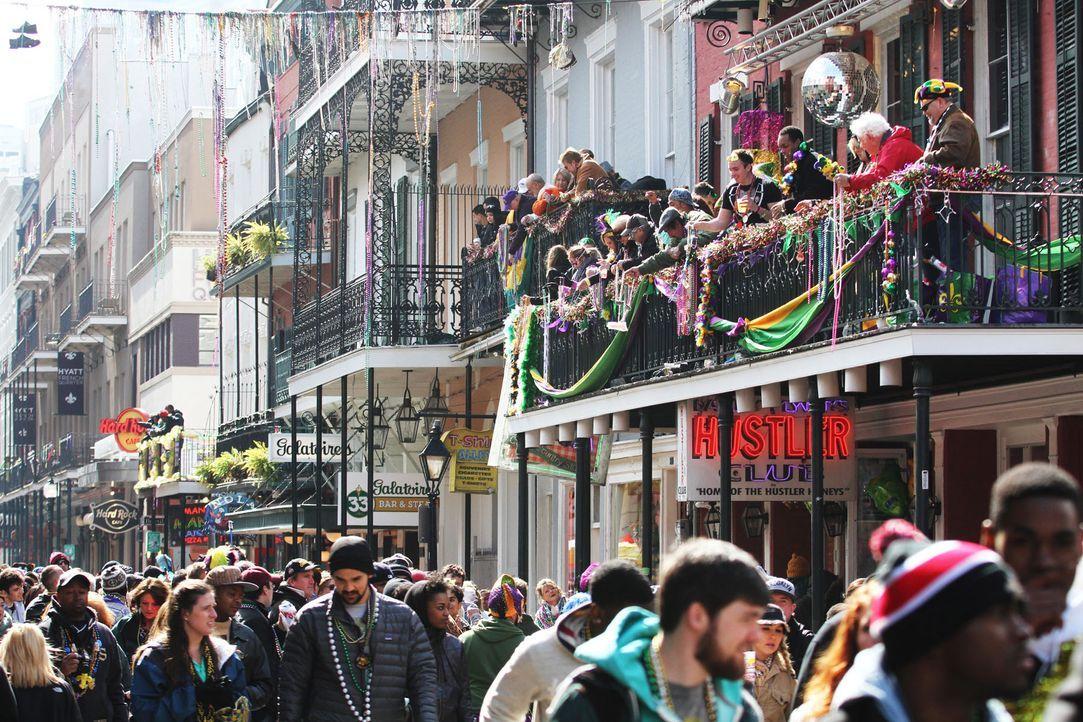 New-Orleans-11-dpa - Bildquelle: dpa