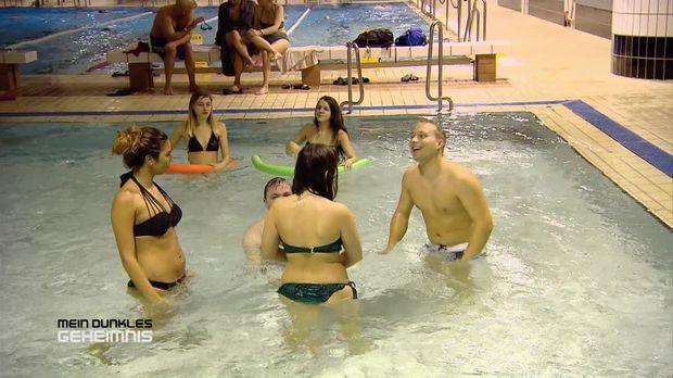 Schwimmbad Spanner