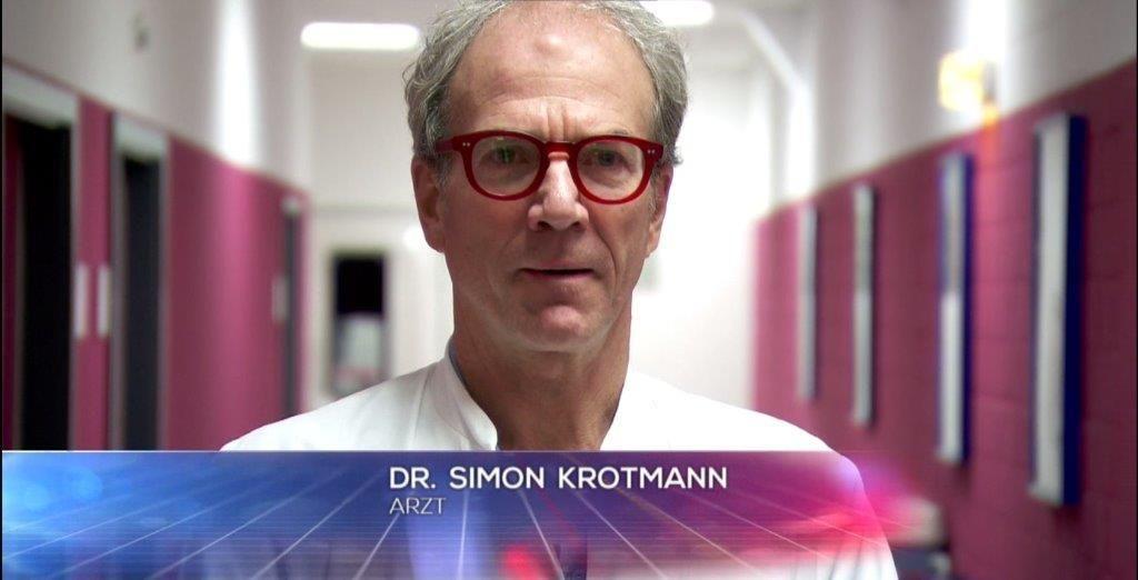 Arzt Dr. Simon Krotmann