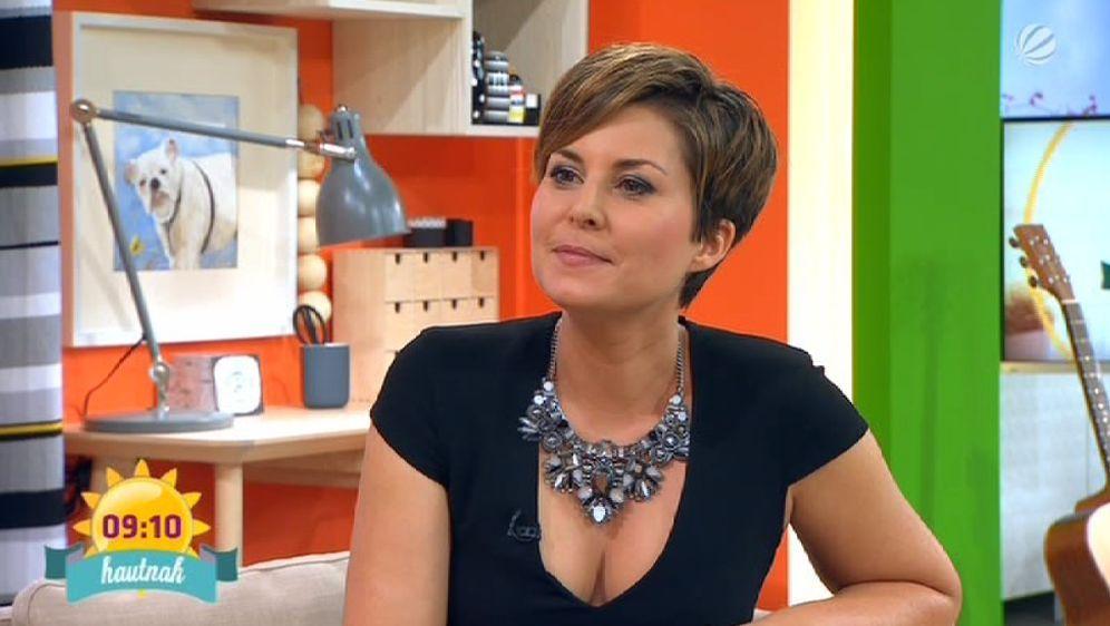 Frühstücksfernsehen nackt 1 sat moderatoren Karen Heinrichs