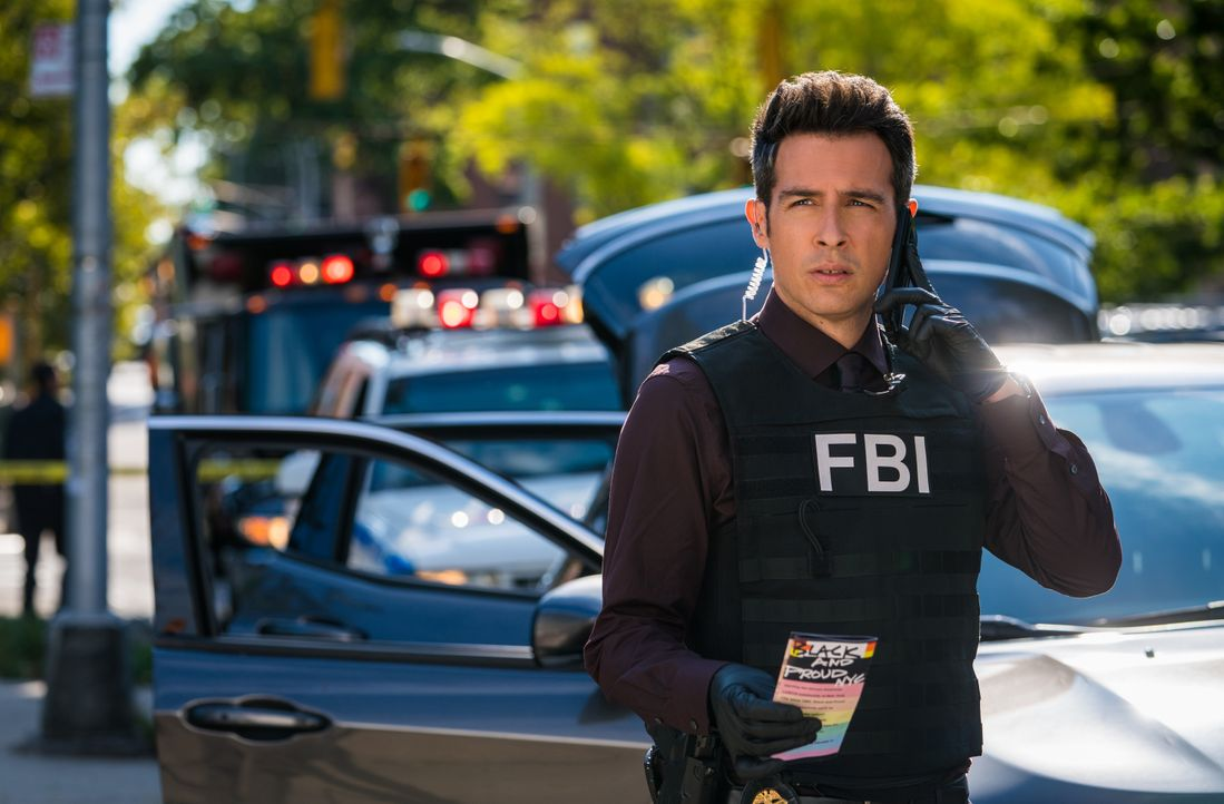 Special Agent Stuart Scola (John Boyd) - Bildquelle: Michael Parmelee 2020 CBS Broadcasting Inc. All Rights Reserved. / Michael Parmelee