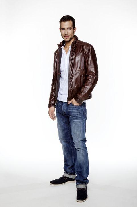 Michael Heisig (Andreas Jancke) fährt Motorrad, ist smart, hat Humor - und steht von Anfang auf Bea. Nur dumm, dass sie von ihm zunächst nichts wi... - Bildquelle: SAT.1
