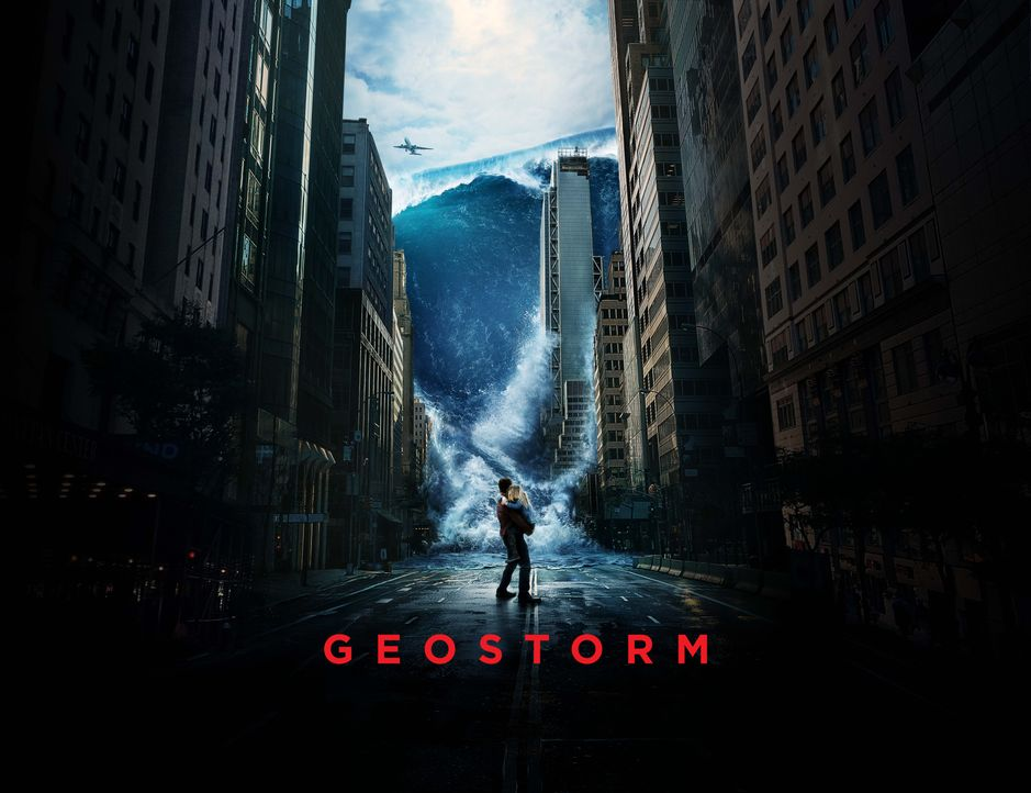 Geostorm - Artwork - Bildquelle: 2017 Warner Bros. Entertainment Inc., Skydance Productions, LLC and RatPac-Dune Entertainment LLC. All Rights Reserved.