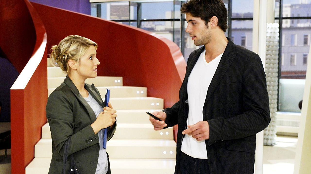 Anna-und-die-Liebe-Folge-22-Oliver-Ziebe-Sat.1-02 - Bildquelle: Sat.1/Oliver Ziebe