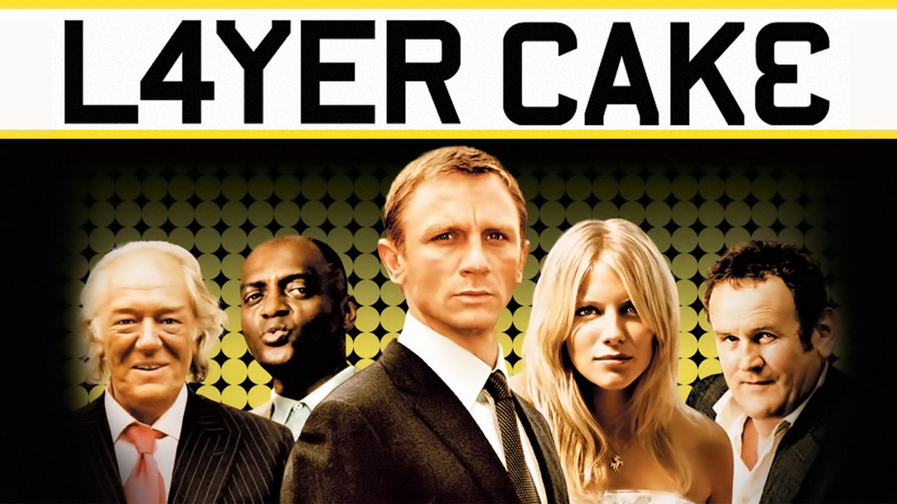 Layer Cake - Artwork - Bildquelle: 2004 Columbia Pictures Industries, Inc. All Rights Reserved.