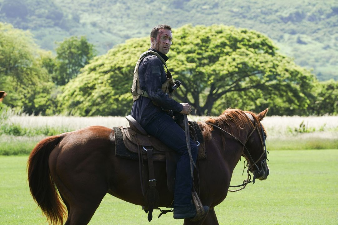 Steve McGarrett (Alex O'Loughlin) - Bildquelle: Karen Neal 2018 CBS Broadcasting, Inc. All Rights Reserved./ Karen Neal