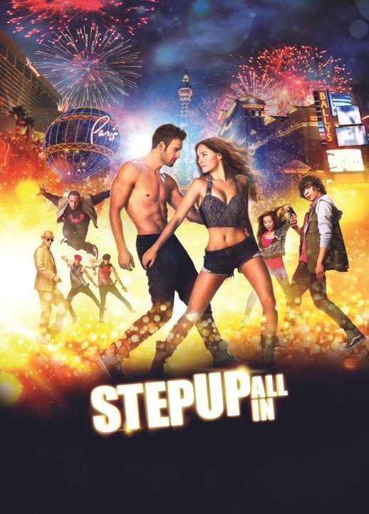 STEP UP: ALL IN - Plakatmotiv - Bildquelle: Constantin Film