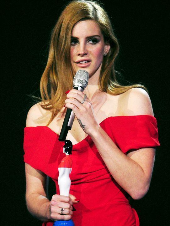brit-awards-12-02-21-Lana-Del-Ray-AFP - Bildquelle: AFP
