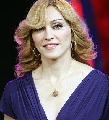 Madonna - Bildquelle: getty - AFP