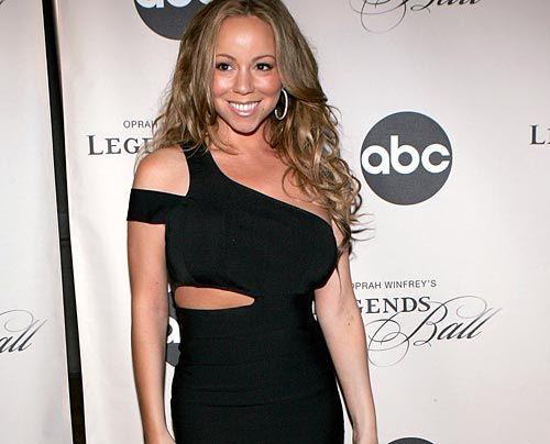 Galerie: Mariah Carey - Bildquelle: getty AFP