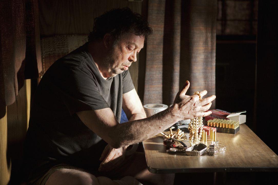 Hat Billy Flynn (Tim Curry) etwas mit den Morden in L.A. und im angrenzenden Orange County zu tun? - Bildquelle: Touchstone Television