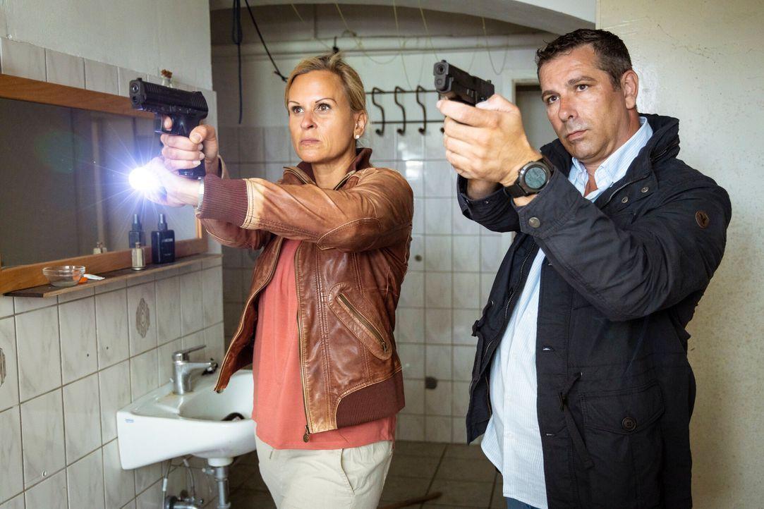 Martina Jonassen und Tom Jankowski - Bildquelle: SAT.1/Richard Hübner