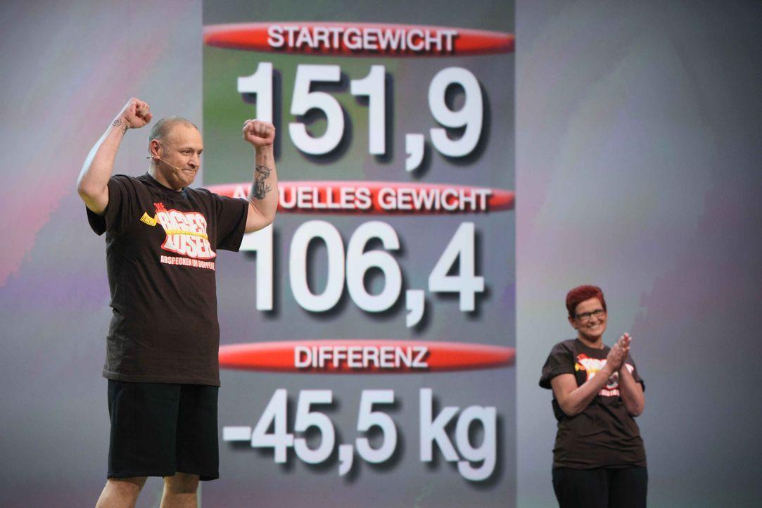 the-biggest-loser-das-xxl-finale-51 - Bildquelle: Sat.1/Hempel