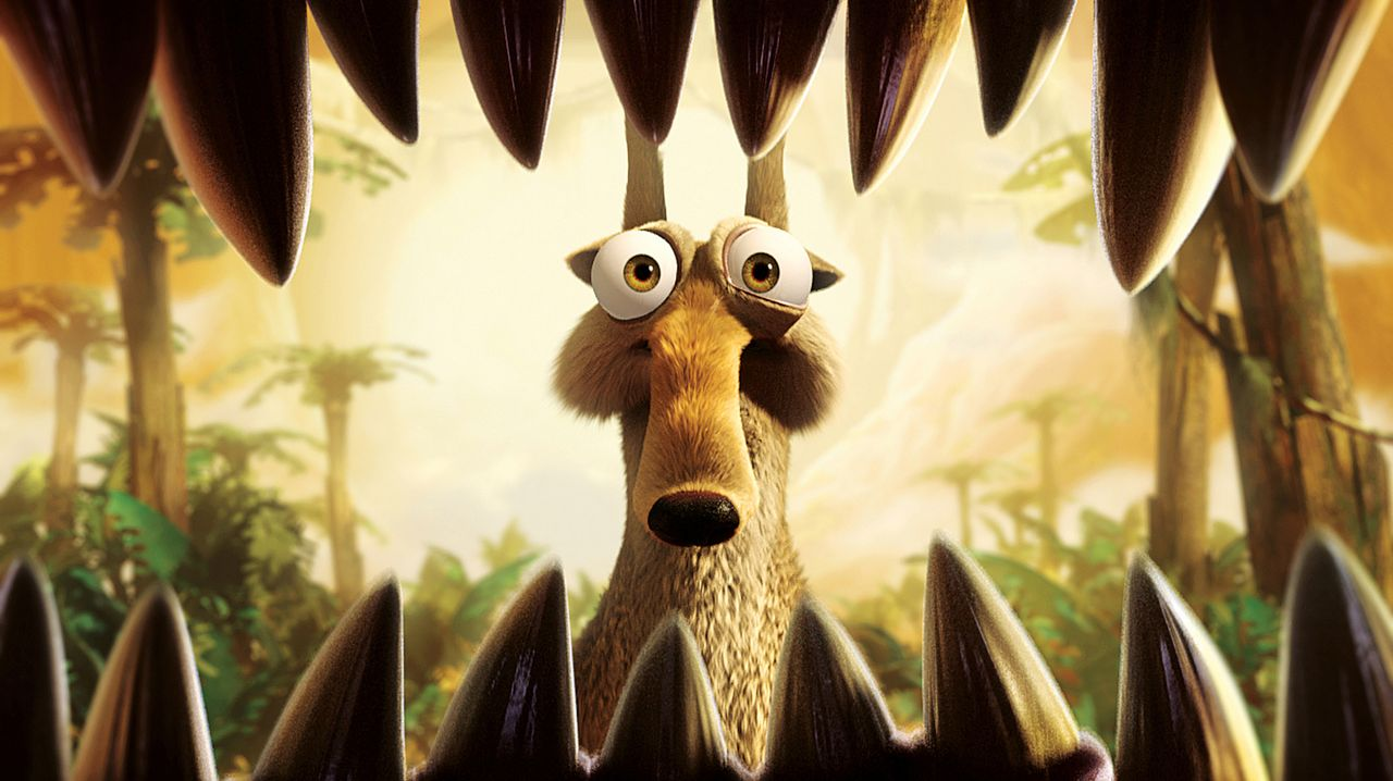 Scrat - Bildquelle: 2009 Twentieth Century Fox Film Corporation. All rights reserved./Blue Sky Studios
