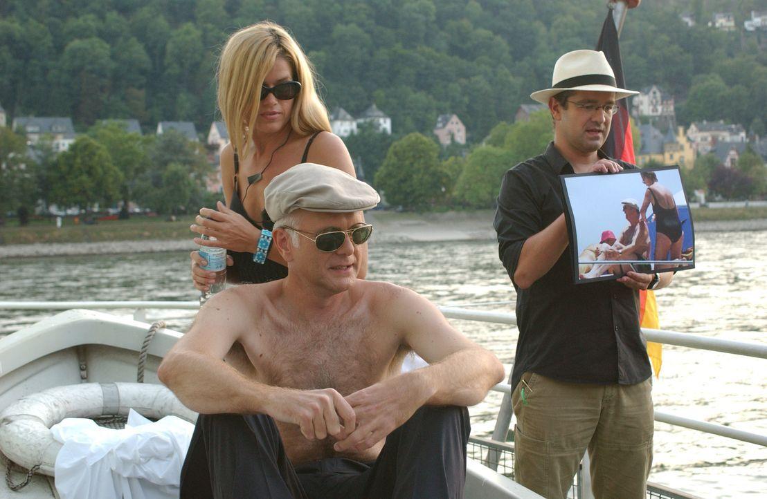 die-harald-schmidt-show-klassiker-legendaere-aktionen-011 - Bildquelle: SAT.1/Ralf Jürgens