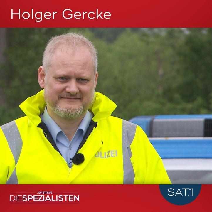 Holger Gercke - Bildquelle: SAT.1