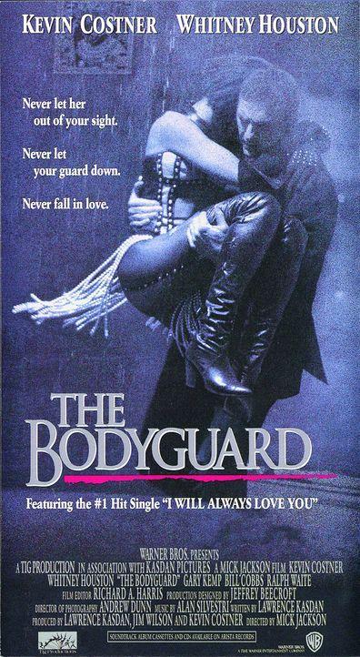 BODYGUARD - Plakatmotiv - Bildquelle: Warner Bros.
