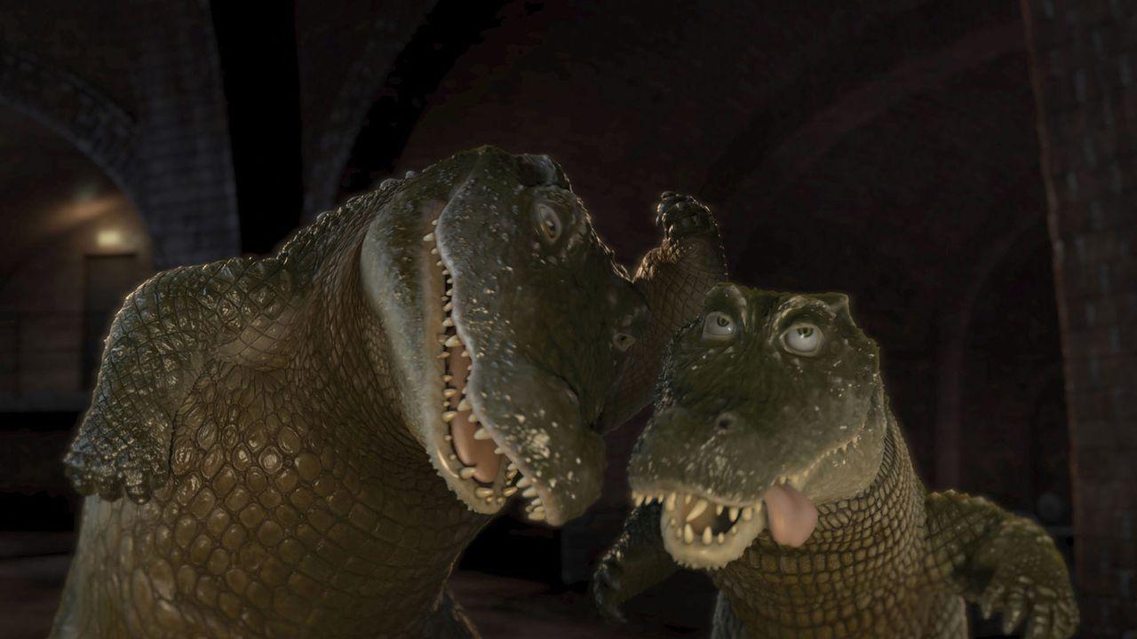 Wenn die Lichter im New Yorker Zoo ausgehen, übernehmen die Tiere das Terrain ... - Bildquelle: Disney Enterprises, Inc.  All rights reserved
