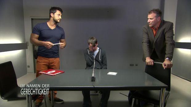 Im Namen Der Gerechtigkeit - Im Namen Der Gerechtigkeit - Staffel 1 Episode 26: Wer Besser Lügt