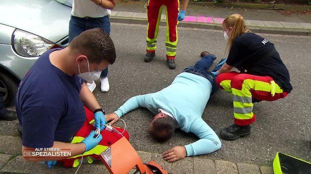 Auf Streife - Die Spezialisten - Auf Streife - Die Spezialisten - Peterchens Unfallfahrt