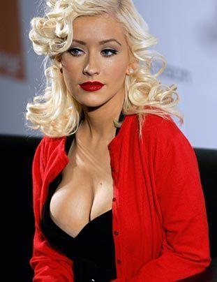 Bildergalerie Christina Aguilera | Frühstücksfernsehen | Sat.1 Ratgeber & Magazine - Bildquelle: getty - AFP