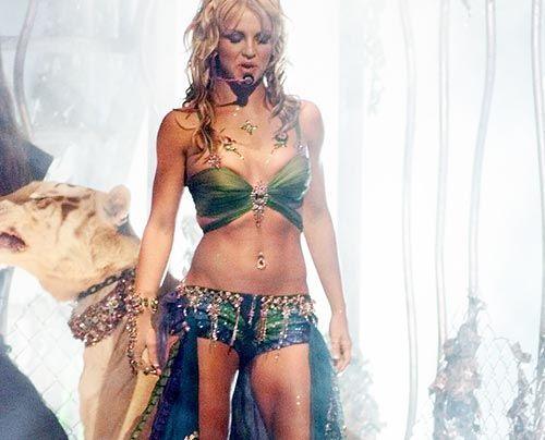 Bildergalerie Britney Spears - Die besten Bilder der ehemaligen Pop-Prinzessin - Bildquelle: getty - AFP