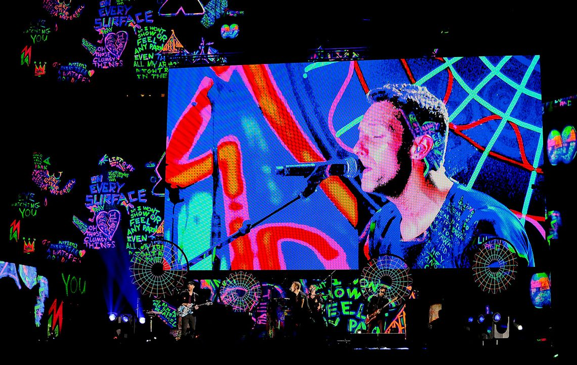 Coldplay-12-02-12-AFP - Bildquelle: AFP