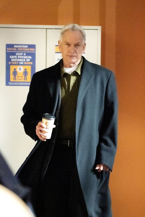 Leroy Jethro Gibbs (Mark Harmon) - Bildquelle: Michael Yarish 2019 CBS Broadcasting, Inc. All Rights Reserved. / Michael Yarish